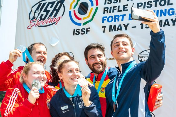 ISSF World Cup Rifle / Pistol 2018 in Fort Benning (USA)
