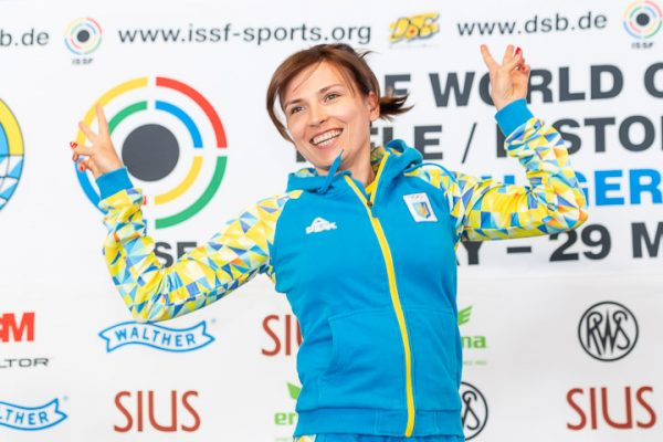 ISSF World Cup Rifle / Pistol 2018 in Munich (GER)
